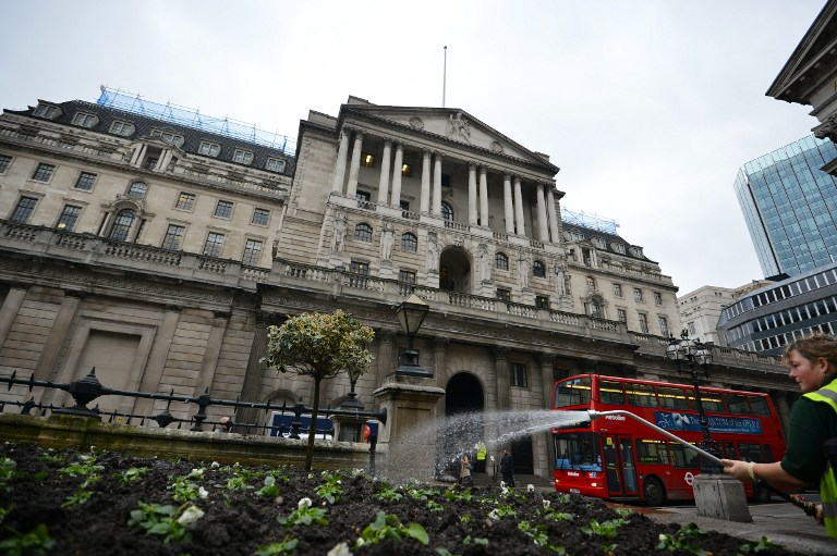 В Банке Англии поддерживают идеи Occupy Movement