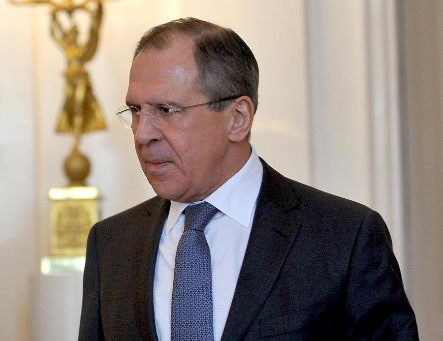 Сергей Лавров обсудил с Лахдаром Брахими ход подготовки к «Женеве-2»