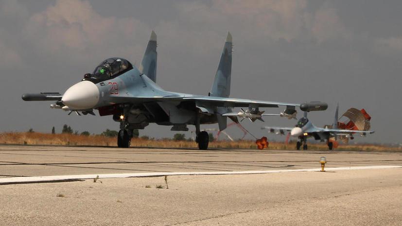 МИД Египта: Операция ВКС РФ против ИГ в Сирии поможет искоренить терроризм в этой стране
