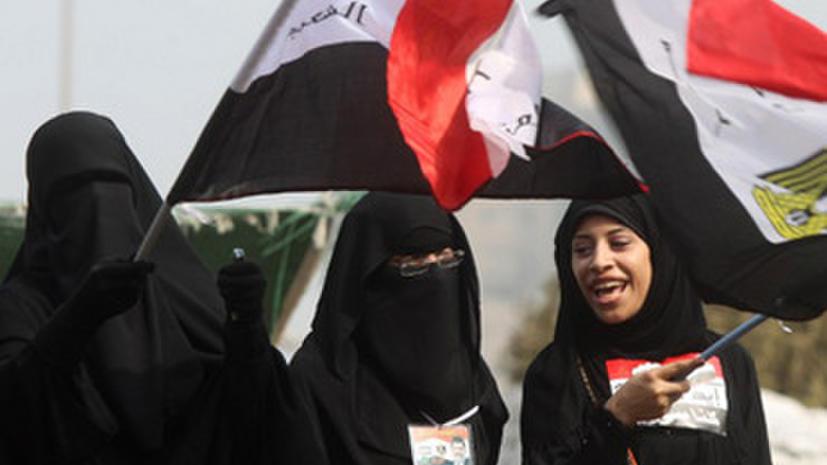Впервые в истории Египта женщина будет бороться за пост председателя «Братьев-мусульман»