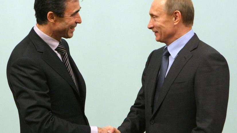 Датский журналист подтвердил, что во время беседы с Владимиром Путиным у Расмуссена был микрофон