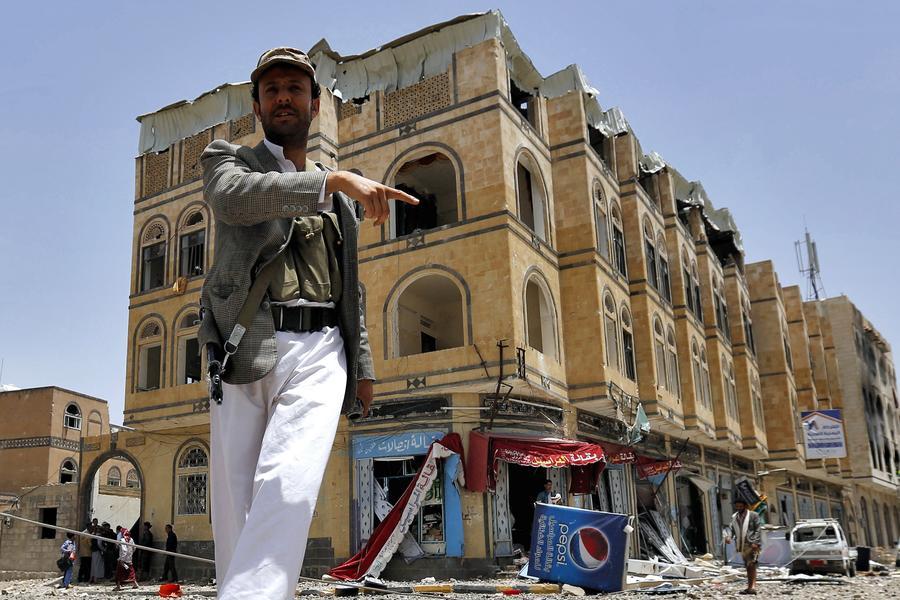 В Йемене стихла «Буря решимости»