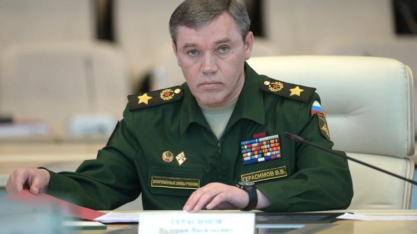 Генштаб: Благодаря ВКС России армия Сирии перешла в наступление на большинстве направлений