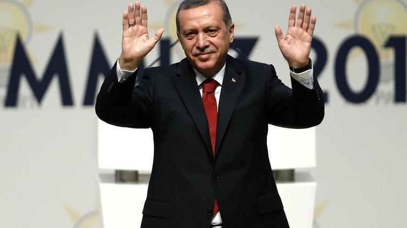The Times: В Турции чиновникам приказали доносить на интернет-критиков Реджепа Тайипа Эрдогана