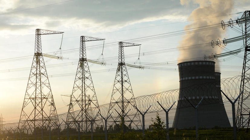 Россия поставит реактор для финской АЭС