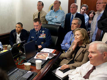 Сторонники Обамы сняли фильм о бен Ладене