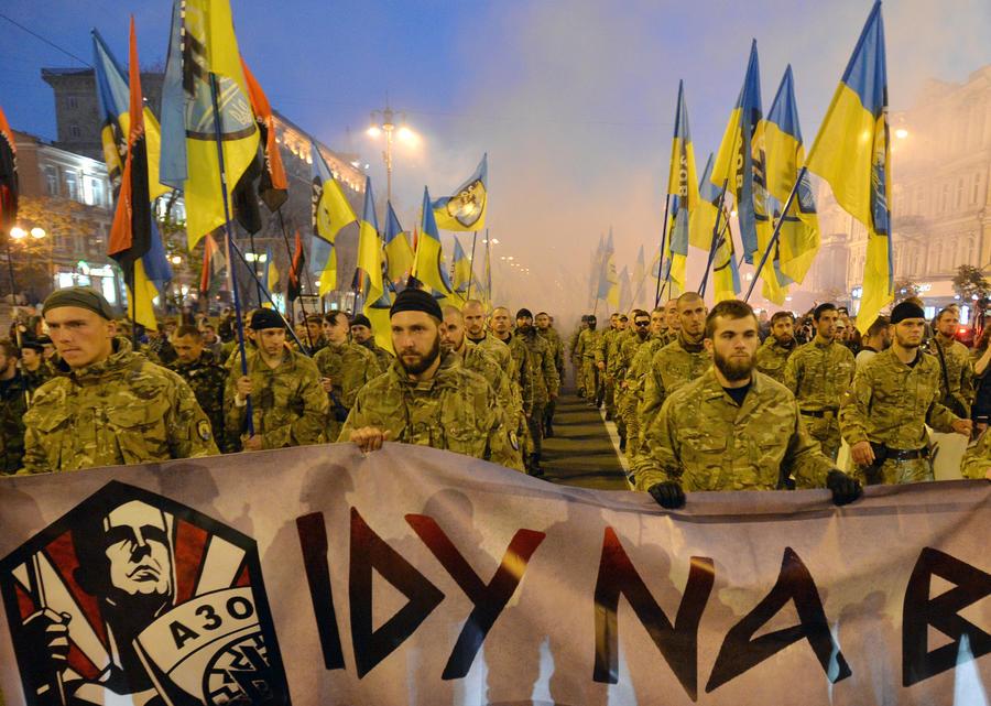ВВС: Украина преуменьшает роль ультраправых в событиях в стране