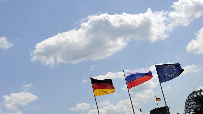 СМИ: США из зависти вносят разлад в отношения России и Германии