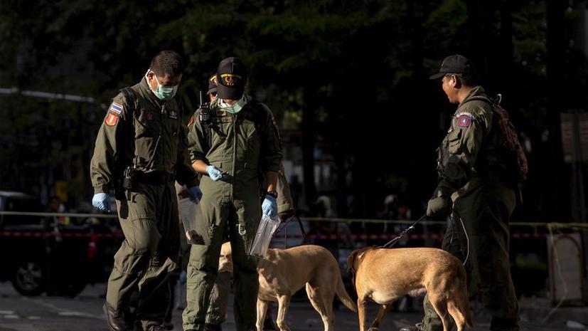 Новый взрыв прогремел сегодня в центре Бангкока
