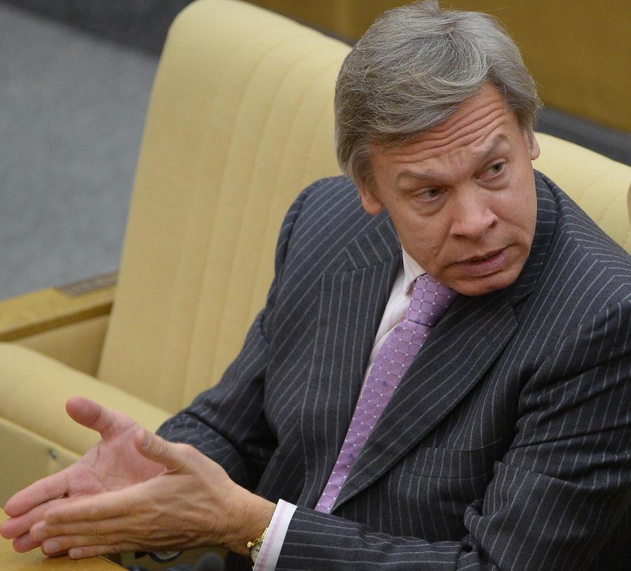 Алексей Пушков: Украинские экстремисты в очередной раз получили сигнал поддержки от США