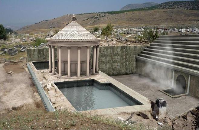 Итальянские археологи раскопали вход в царство мертвых