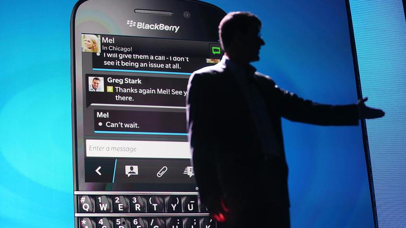 Пентагон сменит BlackBerry на iPhone