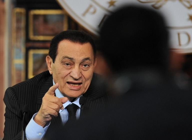 Суд Египта согласился пересмотреть дело Мубарака