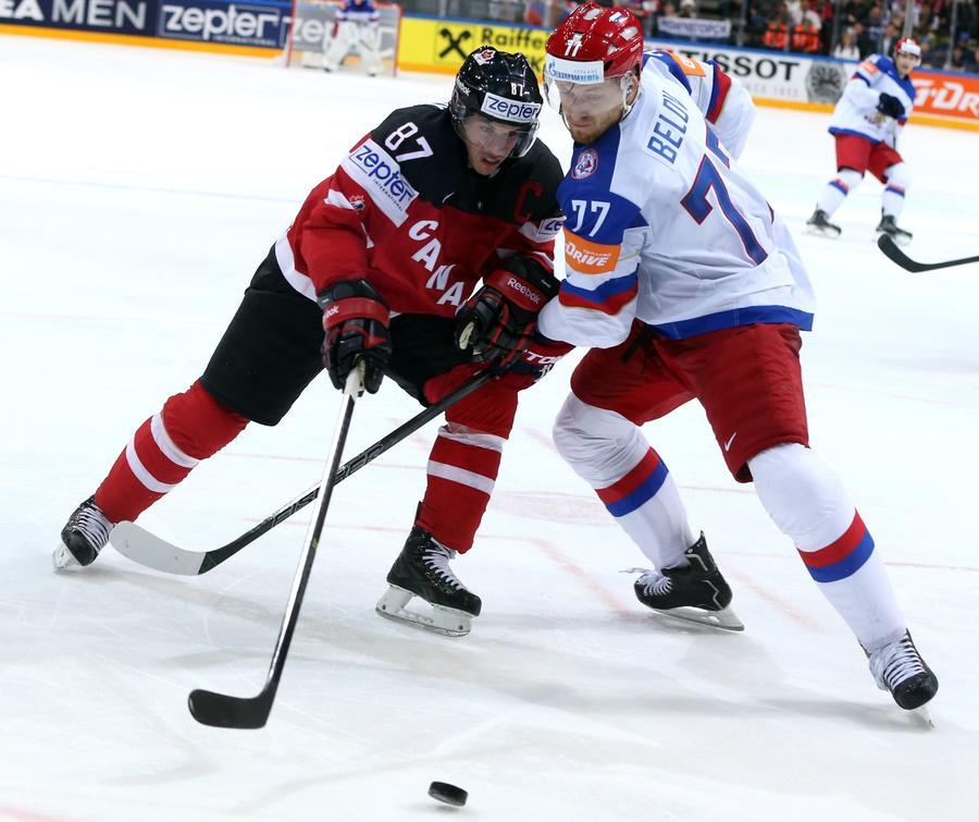 Сборная России стала серебряным призёром Чемпионата мира по хоккею в Чехии
