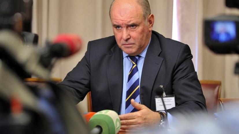 МИД РФ: На Украине срочно необходима  конституционная реформа