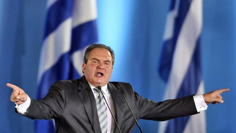 Итальянские СМИ: премьер-министр Греции ушёл с политической арены из-за «Газпрома»