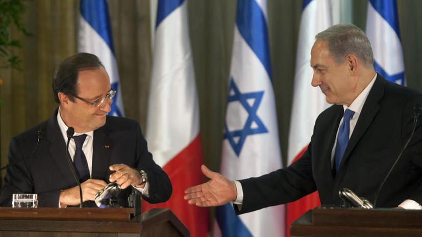 Франция поддержала позицию Израиля по иранской атомной программе, выдвинув условия промежуточного соглашения