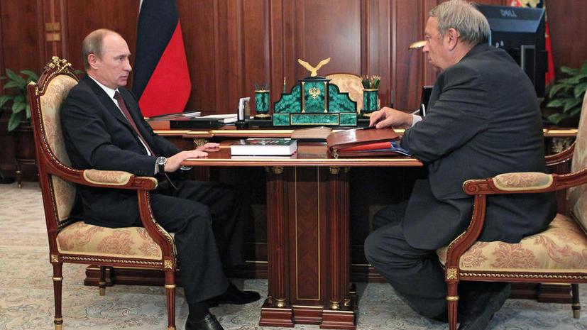 Учёные не убедили Владимира Путина отозвать реформу РАН