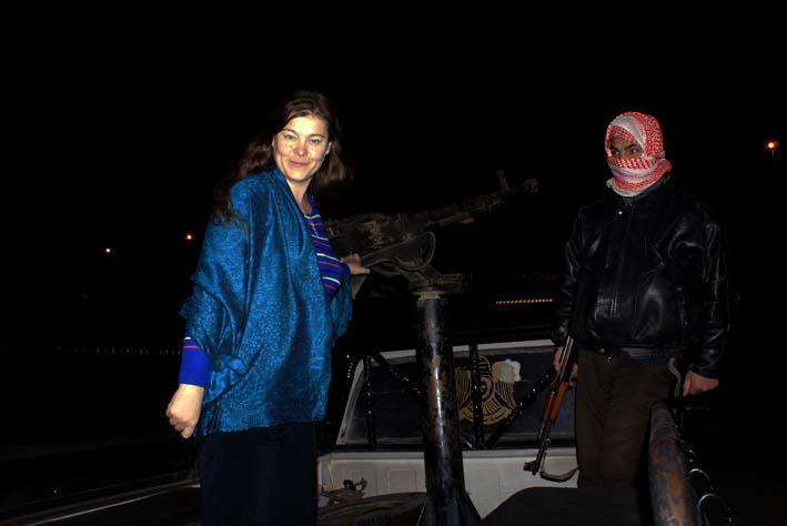 МИД Украины призвал Дамаск спасти похищенную журналистку