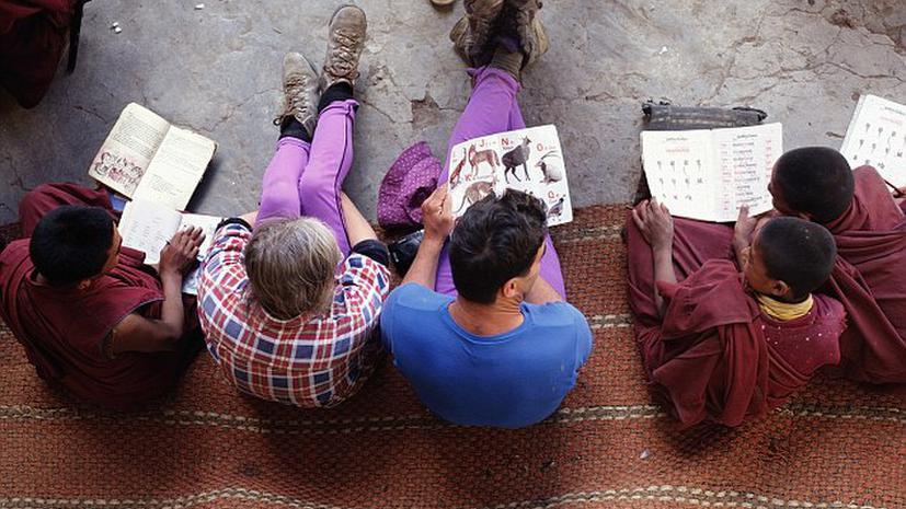 Трудности перевода: британские дипломаты в Индии учат «хинглиш»