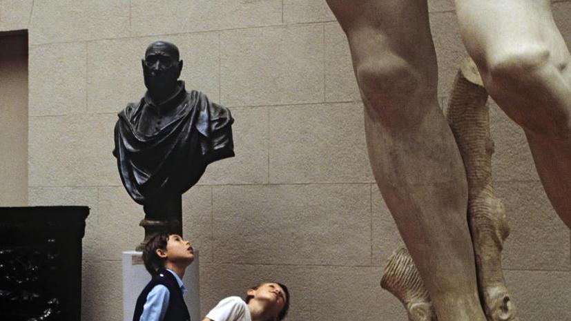 Российским музеям порекомендуют прятать от детей произведения искусства «для взрослых»