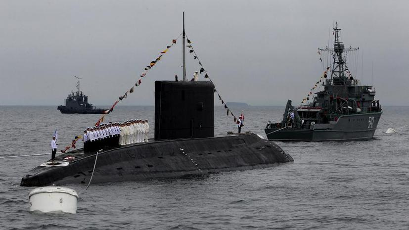 Американские СМИ: Россия разрабатывает подводный ядерный беспилотник