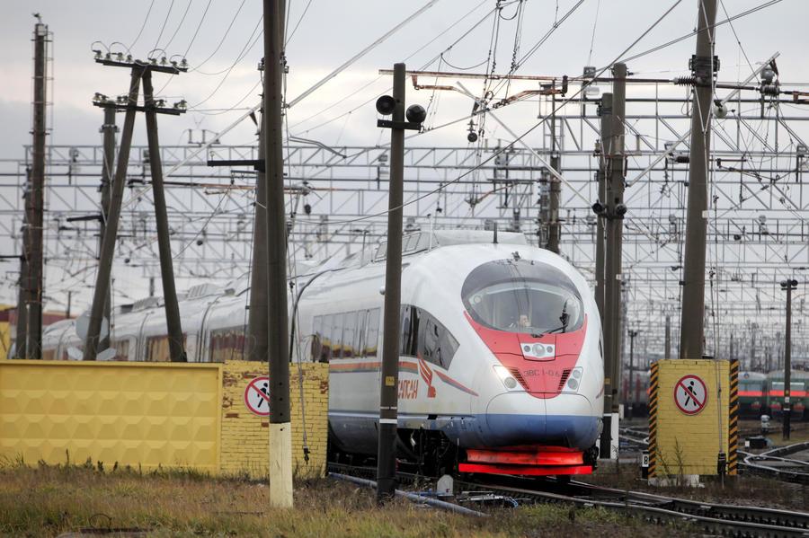 Строительство высокоскоростной железнодорожной магистрали Москва - Казань отложено