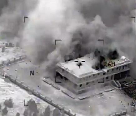 Пентагон: США продолжили наносить авиаудары по боевикам в Ираке и Сирии