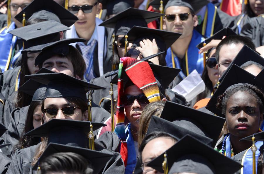 В этом году белые ученики школ США впервые в истории окажутся в меньшинстве