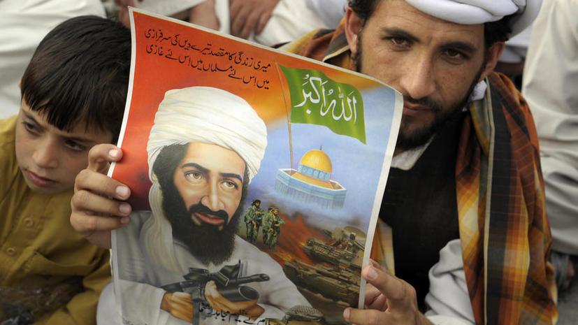Автомат Усамы бен Ладена АК-47стал новым экспонатом секретного музея ЦРУ