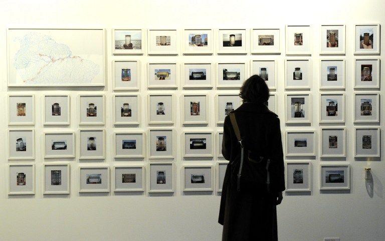 Тайный экспонат: чек на £8 тыс. спрятан в британской арт-галерее