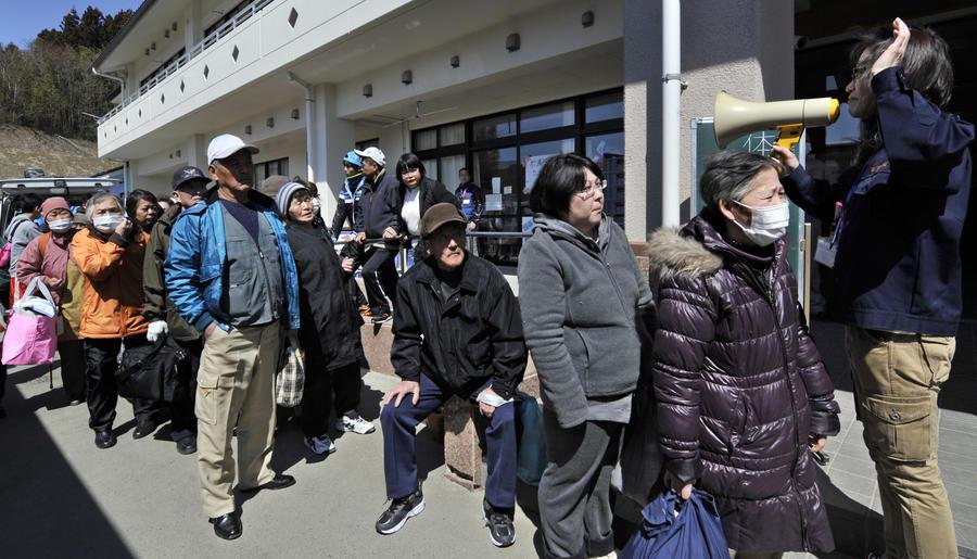 Большинство японских муниципалитетов не готовы к экстренной эвакуации населения в случае аварий на АЭС