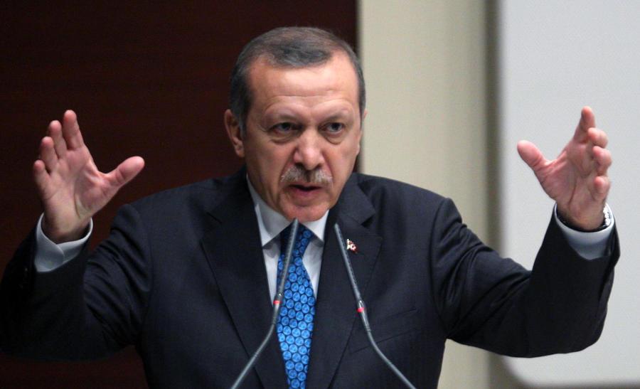 Реджеп Эрдоган: Каждый отель, помогающий демонстрантам, теперь у нас на учёте