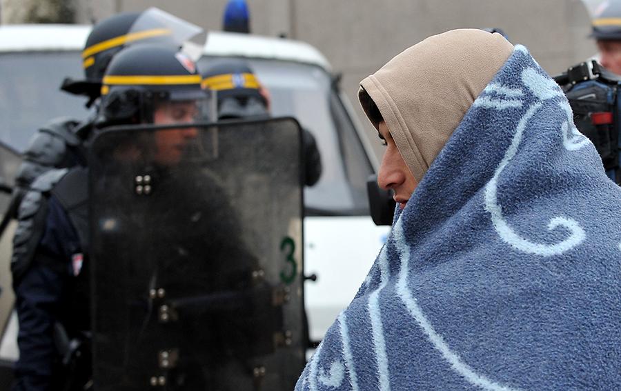 В 2012 году Франция выслала рекордное число мигрантов