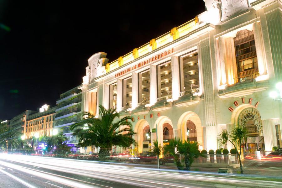Новое ограбление на Лазурном берегу: неизвестные напали на фешенебельный отель в Ницце