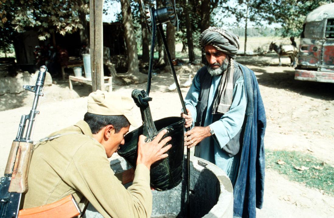 В Афганистане найден живым советский солдат, пропавший 33 года назад