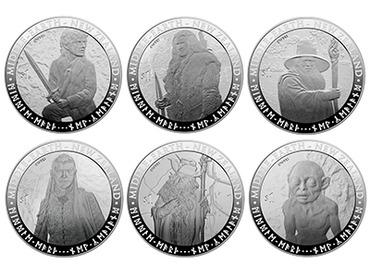 У Средиземья Толкиена будет своя валюта