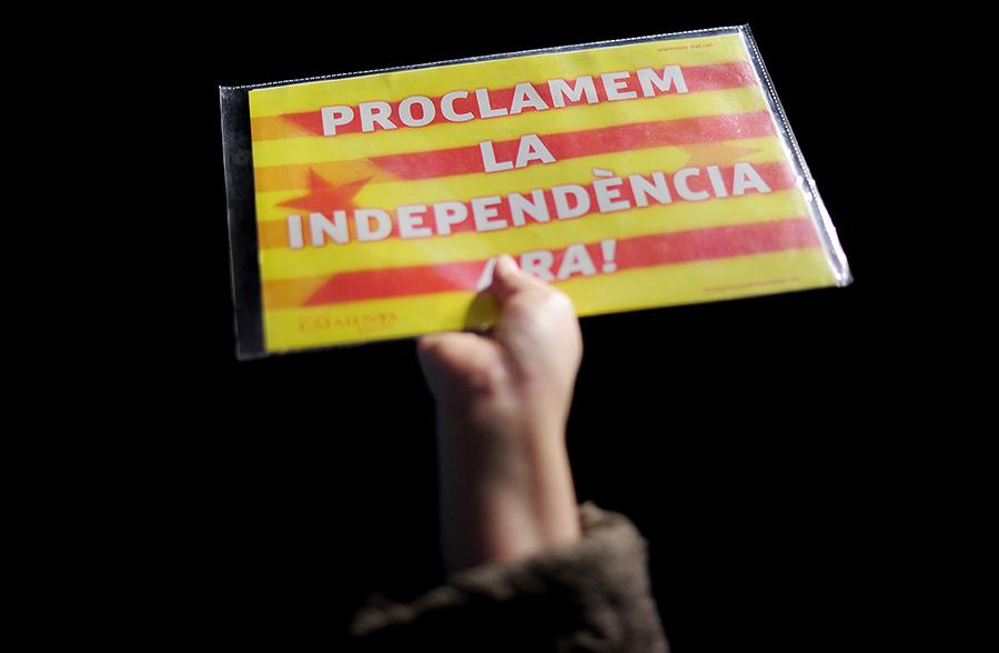 Вопрос о своей независимости Каталония решит в 2014 году