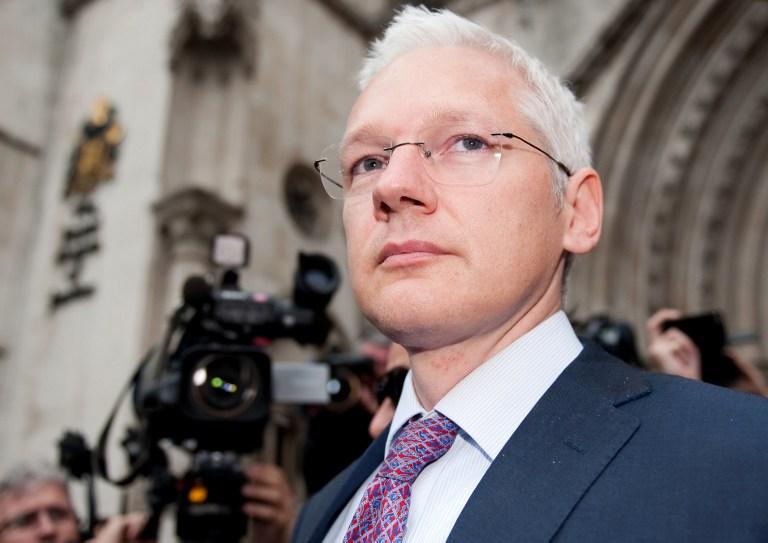 Преследование Ассанжа и WikiLeaks продолжается