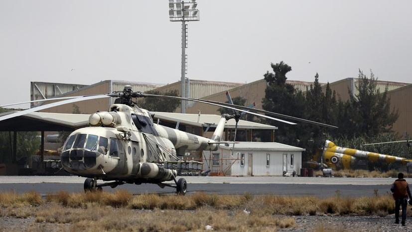 Самолёт, направлявшийся в Йемен для эвакуации россиян, находится в Каире