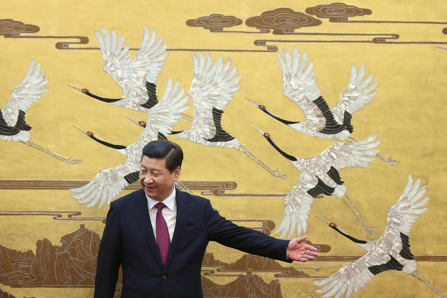 Президент КНР: территориальные споры в Южно-Китайском море должны решаться мирным путём