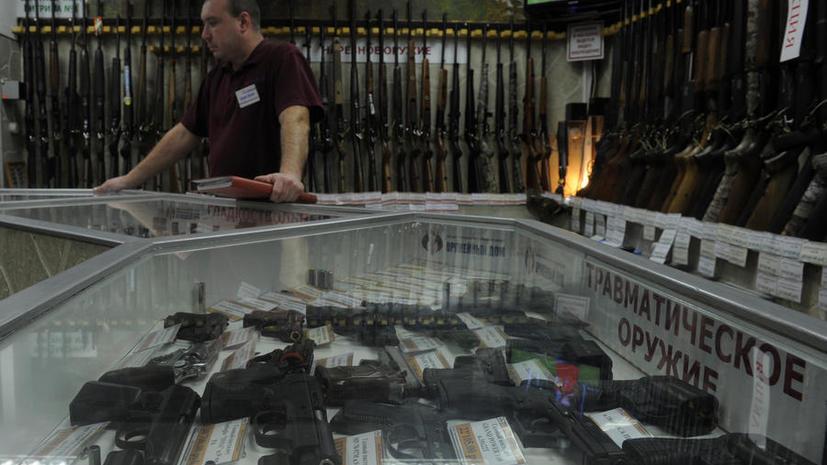 В США россиянину предъявлено обвинение в нелегальном экспорте оптических прицелов