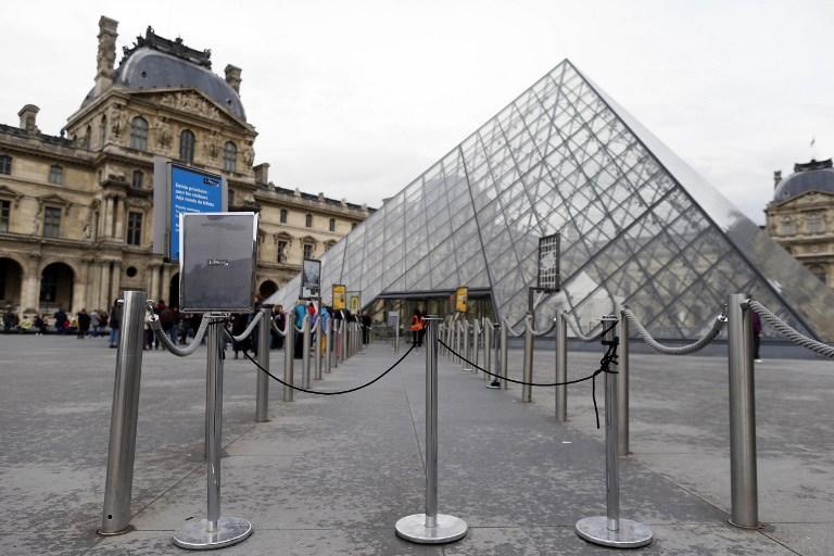 Сотрудники Лувра устроили забастовку против «нашествия карманников»