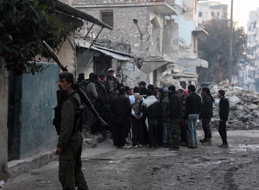 Исламисты призвали вооружённую сирийскую оппозицию объединить усилия в борьбе с правительством Асада
