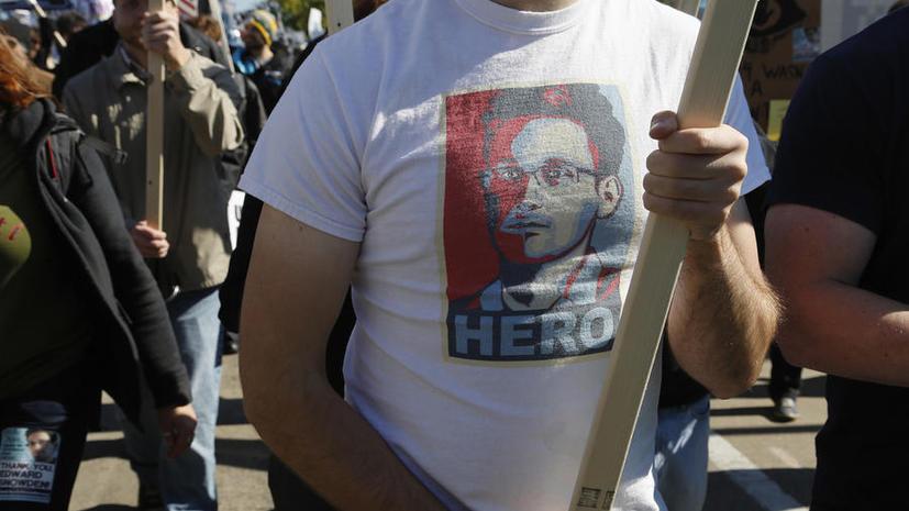 Норвежцы выдвинули Эдварда Сноудена на Нобелевскую премию