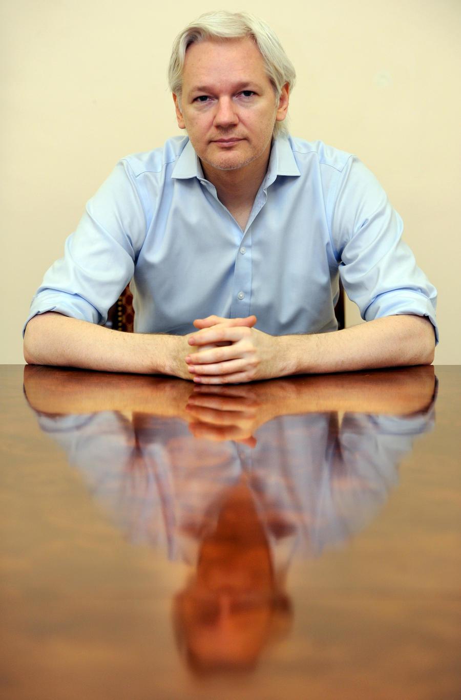 Джулиан Ассанж может вновь баллотироваться в австралийский парламент