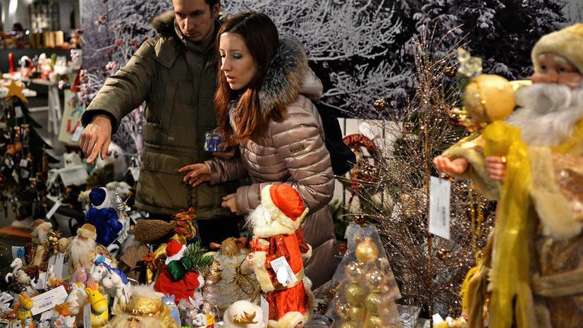 В дни новогодних праздников Москву посетят почти 200 тыс. туристов