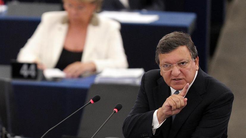 Жозе Мануэл Баррозу признал, что правые политики набирают силу в Европе