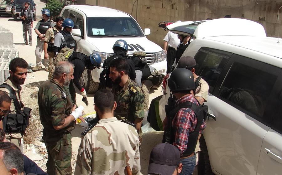 ООН: Ситуация в Сирии зашла в тупик, однако военное решение невозможно