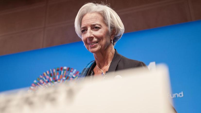 МВФ: Россия и Запад отменят обоюдные санкции в 2015 году